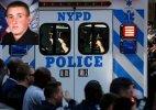 Policeman shot in head dies in New York