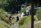 Man carrying Islamist flag beheads one person in French factory attack