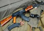 First US-made Kalashnikov AK-47 rifles, shotguns up for sale