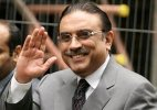 Pakistan's former president Zardari plans to launch daughter into politics