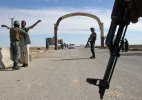 Afghan army takes on Taliban in first solo offensive