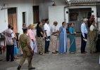 Sri Lanka begins voting for parliamentary polls