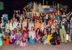 Krishna devotees celebrate 'Gaura Purnima' in Israeli township