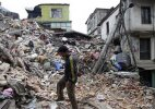 36 aftershocks of above 4 magnitude rock Nepal
