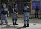 Taliban fighters lay siege to police compound, kill 26 Afghan security men