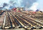 Tianjin blasts death toll rises to 161
