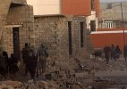 Jihadi militants advance toward besieged Shia towns in Syria