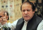 Nawaz Sharif for good ties with India amid war of words
