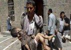 Two suicide bombings hit mosque in Yemen, 30 killed