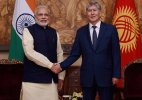 India, Kyrgyzstan can do much together to ensure regional peace: Modi