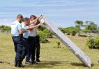 French investigators confirm wing part is from Flight MH370