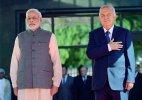 PM Modi holds talks with Uzbek President Karimov