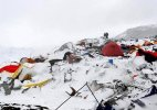 Climbers safe on northern slope of Mt Everest: China