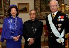 India, Sweden ink six agreements on Pranab Mukherjee visit