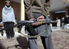 Terrified doctors in Pakistan carry AK-47s along with stethoscopes