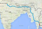 Section of India-Myanmar-Thailand Asian Highway put into service
