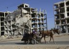 Palestinian poll shows discontent with Hamas, Gaza war