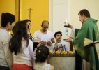 At a Berlin church, Muslim refugees converting in droves