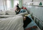 Over 13 million women abort in China every year