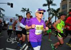US: 92-year-old cancer survivor becomes oldest woman to finish marathon
