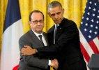 Hollande, Obama vow boosted action on terrorism