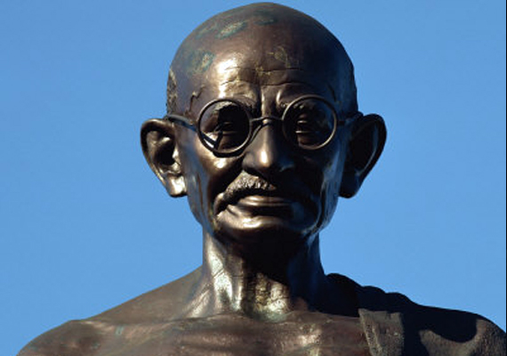 mahatma gandhi continues to influence us indonesian vice