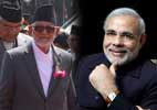 Special gesture: Narendra Modi to be received by Nepal PM