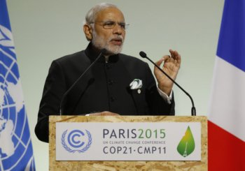 Developed nations must leave room for developing countries: PM
