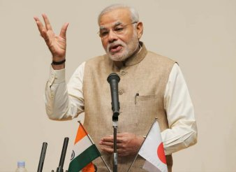 DNA of non-violence engrained in our society: PM Narendra Modi