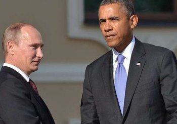 Obama call Russia 'the outlier' in fight against Islamic state