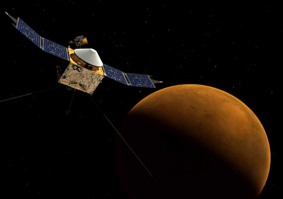 Mars Maven Mission India India's Mars Mission is