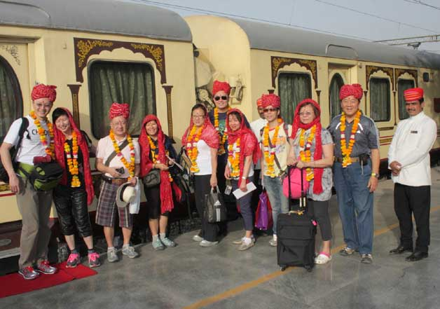 Indian Railways Tourism