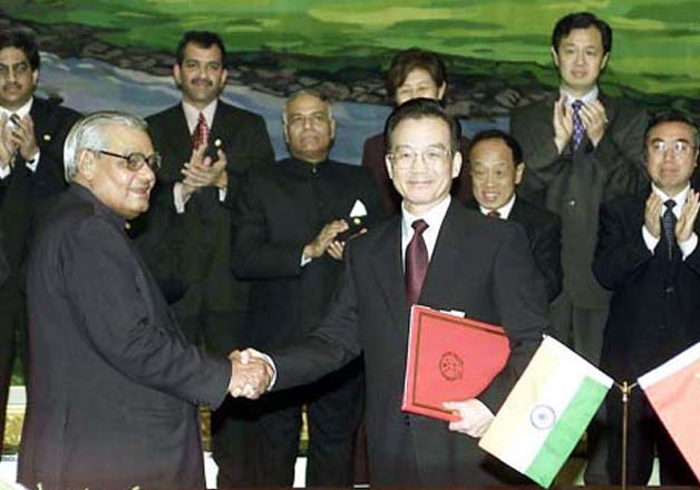 atal in china