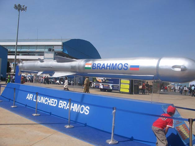 Air launched brahmos
