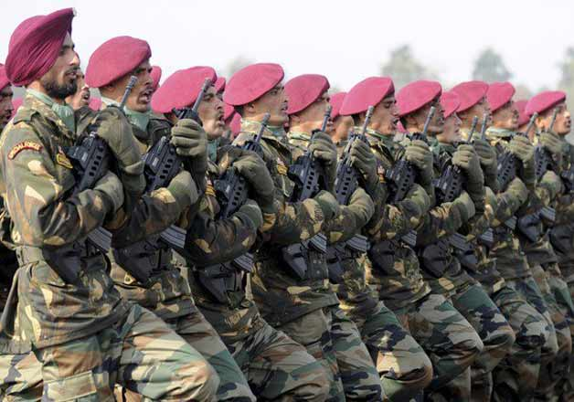 top 7 commando forces of india