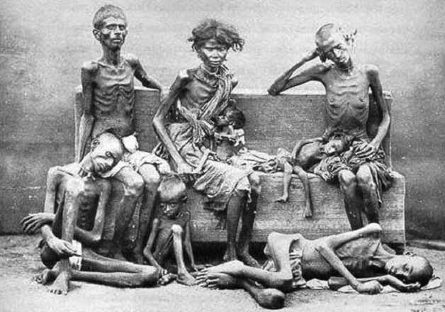 Is Famine A Natural Disaster