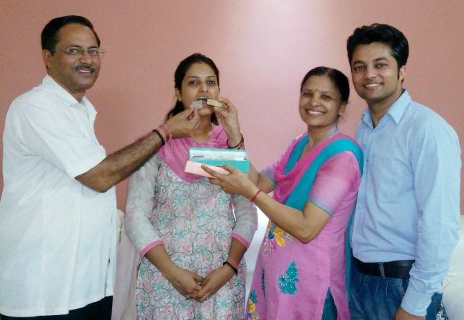 Women power meet top 4 successful candidates in civil services exam