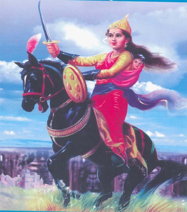 TV actresses pay tribute to 'Queen Of Jhansi,' Rani Lakshmi Bai