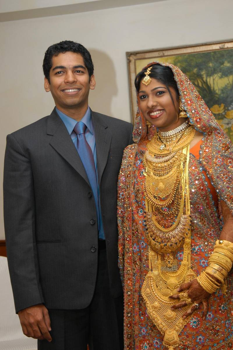 Dawood Daughtermarriage