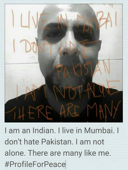 Profile for peace Vishal dadlani