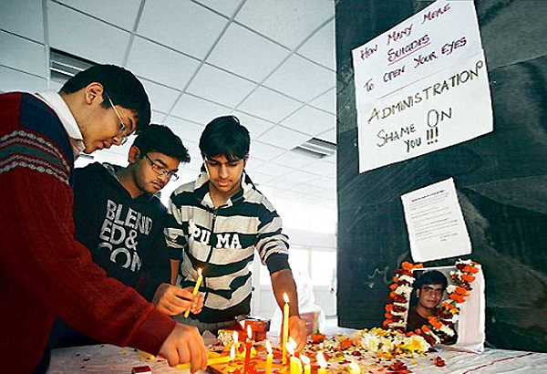 AIIMS Students Suspend Relay Hunger Strike
