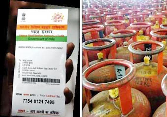 Aadhar-linked LPG benefit transfer scheme launched in 18 districts