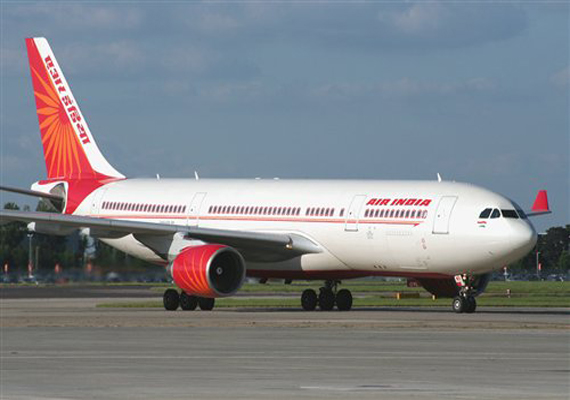 Download this Air India Plane Makes Emergency Landing Pakistan picture