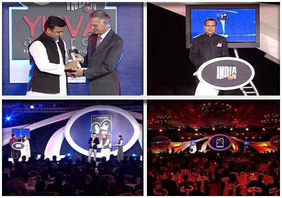 Akhilesh, Yuvraj, MaryKom, Mamta Sharma among India TV Yuva Award winners
