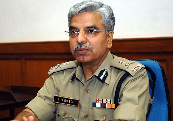 B S Bassi to be new Delhi Police Commissioner