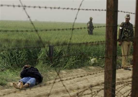 BSF kills Pakistani intruder near Amritsar