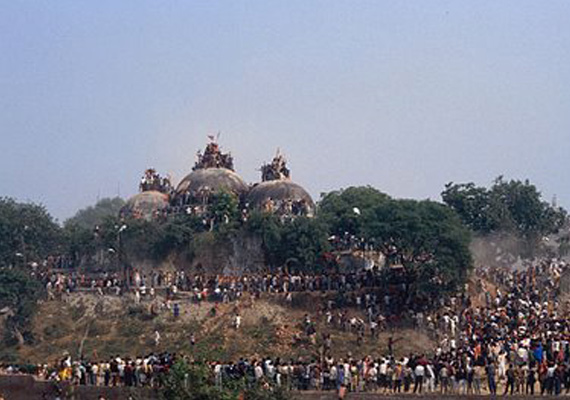 Babri Masjid Demolition Was Just An Incident, Says SC