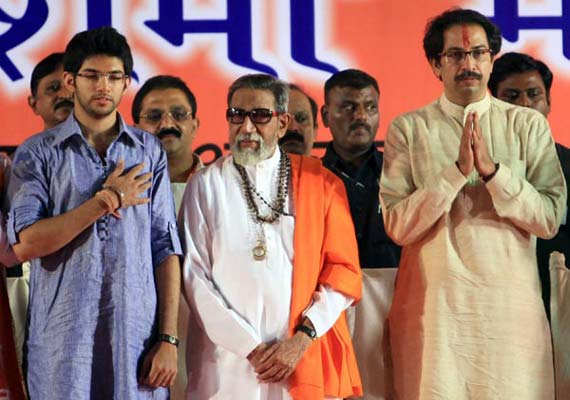 Balasaheb is in every Shiv Sainik, writes Aditya thackeray in Facebook post
