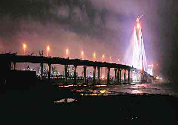 Bandra-Versova sea link project  gets Cabinet  nod