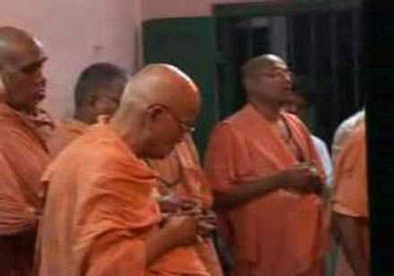 Bharat Sevashram Sangh president Swami Tridibananda dead